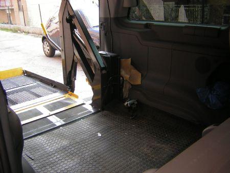Viano mercedes 2 2 trend aut trasp disabili usato for Mercatino usato frosinone