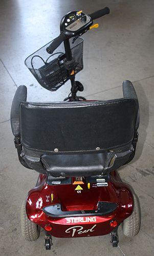 Scooter elettrico sterling per disabili usato firenze youcar il tuo mercatino delle auto usate - Letto elettrico per disabili usato ...